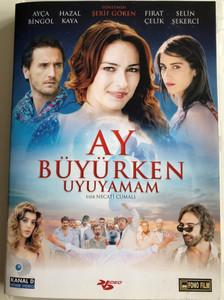Ay Büyürken Uyuyamam DVD 2011 / Directed by Şerif Gören / Starring: Ayça Bingöl, Hazal Kaya, Fırat Çelik, Selin Şekerci (8697762828793)