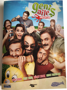Geniş Aile: Yapıştır DVD / Directed by Ömer Uğur / Starring: Ufuk Özkan, Fırat Tanış, Bülent Çolak, Bora Akkaş (8697762829011)