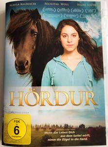 Hördür DVD 2015 Hördur - Zwischen den Welten / Directed by Ekrem Ergün / Starring: Almila Bagriacik; Hilmi Sözer; Felicitas Woll; Noe Chalkidis (4009750227749)