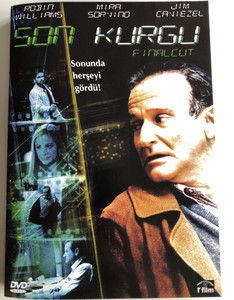 Final cut DVD 2004 Son Kurgu / Directed by Omar Naim / Starring: Robin Williams, Mira Sorvino, Jim Caviezel (8693040406349)