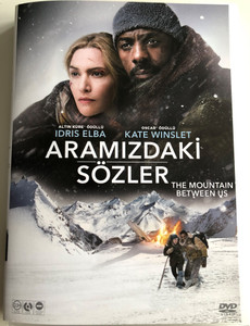 The Mountain between us DVD 2017 Aramizdaki Sözler / Directed by Hany Abu-Assad / Starring: Idris Elba, Kate Winslet (8680891119429)