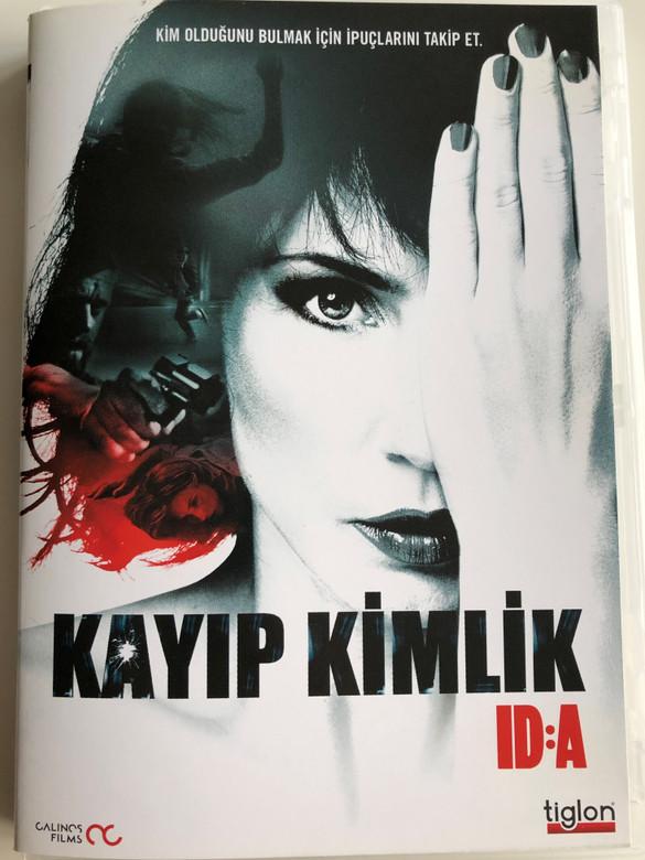 Id:A DVD 2011 Kayip Kimlik / Directed by Christian E. Christiansen / Starring: Tuva Novotny, Flemming Enevold, Carsten Bjørnlund (8697333036312)
