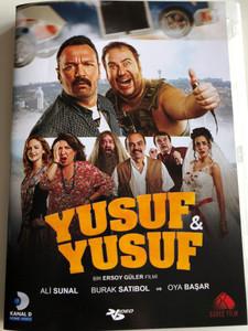 Yusuf & Yusuf DVD / Directed by Ersoy Güler / Starring: Ali Sunal, Burak Satibol, Oya Başar (8697762828410)