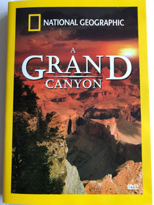 Grand Canyon DVD 2008 A Grand Canyon / National Geographic documentary / Produced by John Mernit / Extra: the discovery of the Grand Canyon (5999540361731)