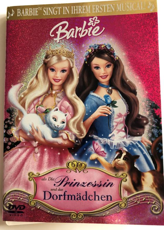 Barbie Die Prinzessin Und Das Dorfmädche