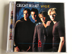 Caught In The Act – Vibe / ZYX Music ‎Audio CD 1997 / ZYX 20450-2
