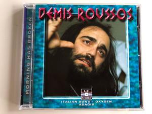 Demis Roussos – Morning Has Broken / Italian Song, Oxygen, Adagio / L.T. Series Audio CD / LT-5095