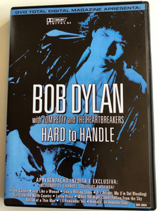 Hard to Handle DVD Bob Dylan with Tom Petty and The Heartbreakers / In the Garden, Like a Rolling Stone, I'll remember you / Golpaco (7892860023335)