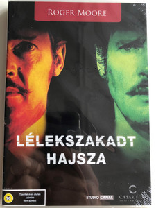 The Man who haunted himself DVD 1970 Lélekszakadt Hajsza / Directed by Basil Dearden / Starring: Roger Moore, Hildegarde Neil (5999554700762)