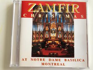 Zamfir – Christmas - At Notre Dame Basilica Montreal / Mercury Audio CD 1991 / 517 453-2