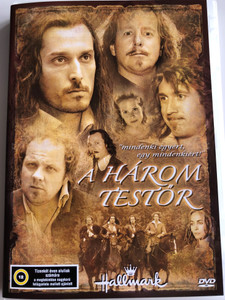 D'Artagnan et les Trois Mousquetaires DVD 2005 A három testőr (The Three Musketeers) / Directed by Pierre Aknine / Starring: Vincent Elbaz, Heino Ferch, Gregory Gadebouis, Gregori Derangere, Tcheky Karyo, Emmanuelle Beart (5999548220641)