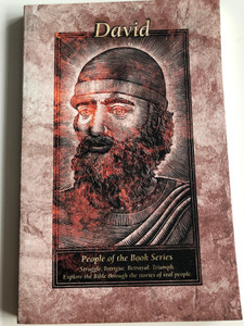 David - People of the Book Series / Struggle, Intrigue, Betrayal, Triumph / Explore the Bible through the stories of real people / IBS Publishing 2000 / Paperback (David-PeopleOfTheBook)