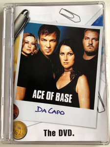 Ace of Base - Da Capo - the DVD / Complete Album in Surround Sound / Bonus: + 14 Video Clips / Biography & Discography (044006529998)
