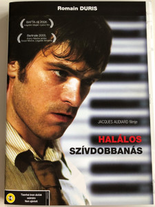 De Battre mon coeur s'est arreté DVD 2005 Halálos szívdobbanás (The Beat That My Heart Skipped) / Directed by Jacques Audiard / Starring: Romain Duris, Niels Arestrup, Jonathan Zaccaï, Gilles Cohen (5996357344209)