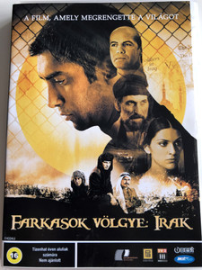 Kurtlar vadisi - Iraq (Valley of the Wolves) DVD 2006 Directed by Serdar Akar / Starring: Necati Şaşmaz, Abdikariim Tahliil, Billy Zane, Ghassan Massoud, Gary Busey, Diego Serrano, Gürkan Uygun, Bergüzar Korel (5998133178930)