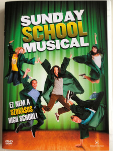Sunday High School DVD 2008 Sunday School Musical / Directed by Rachel Lee Goldenberg / Starring: Chris Chatman, Candise Lakota, Krystle Connor, Robert Acinapura (5999544255470)
