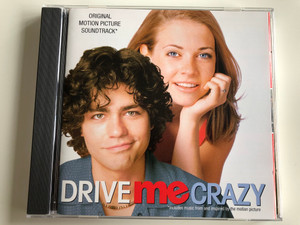 Original Motion Picture Soundtrack / Drive Me Crazy / Zomba Recording Audio CD 1999 / 0524212