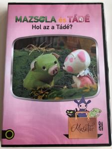 Mazsola és Tádé 1 - Hol az a Tádé? DVD 2011 / Digitálisan felújított változat / Directed by Kende Márta / Written by Bálint Ágnes (5999542819889)