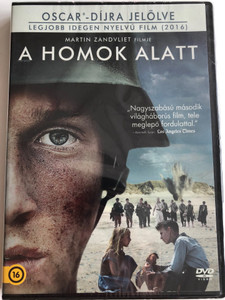Land of Mine DVD 2015 (Under the Sand) A homok alatt / Directed by Martin Zandvliet / Starring: Roland Møller, Mikkel Følsgaard (8590548614675)