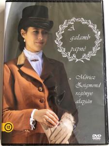 A Galamb Papné DVD 2013 / Directed by Vitézy László / Starring: Csaba Pindroch, Vivianne Bánovits, Bálint Adorjáni (5999860186434)