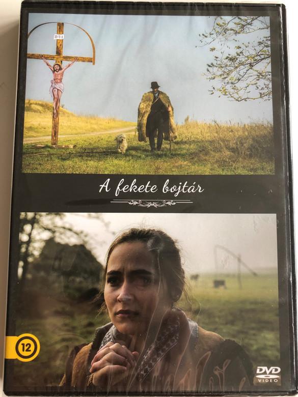 A fekete bojtár DVD 2015 / Directed by Vitézy László / Starring: Vivianne Bánovits, Bálint Adorjáni, Ági Szirtes (5999860186427)