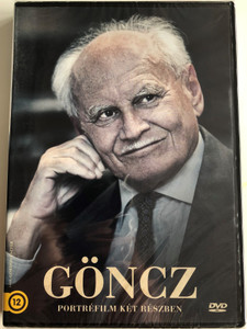 Göncz - Portréfilm két részben DVD Göncz - A two-part biographical movie / Directed by Papp Gábor Zsigmond / Narrated by Kulka János / Documentary about Hungary's first freely elected head of state (5999885108107)
