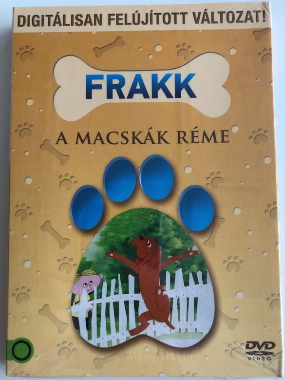 Frakk, a macskák réme DVD 1982 / Directed by Cseh András, Nagy Pál / Starring: Szabó Gyula, Schubert Éva, Váradi Hédi