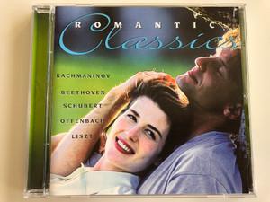Romantic Classics / Rachmaninov, Beethoven, Schubert, Offenbach, Liszt / Disky Audio CD 1996 / DC 700892