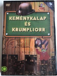 Keménykalap és krumpliorr 2DVD 1974 / Directed by Bácskai Lauró István / Starring: Kovács Krisztián, Berkes Gábor, Alfonzó, Schubert Éva, Szilágyi István / Hungarian animation - Hardhat & Potatonose