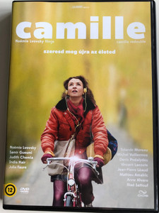 Camille redouble DVD 2012 Camille (Camille Rewinds) / Directed by Noémie Lvovsky / Starring: Noémie Lvovsky, Yolande Moreau (5996471000258)