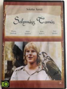 Sokoliar Tomáš DVD 2000 Solymás Tamás / Directed by Václáv Vorlicek / Starring: Braňo Holiček, Juraj Kukura, Klára Jandová / Tomas and the Falcon King (5999544253742)