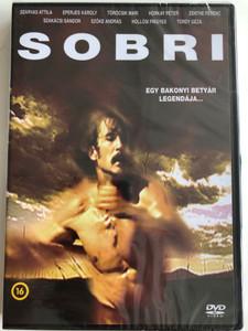Sobri DVD 2002 / Egy bakonyi betyár legendája / Directed by Novák Emil / Starring: Szarvas Attila, Eperjes Károly, Törőcsik Mari, Horkay Péter (5999860186618)