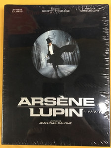 Arsène Lupin - Édition Collector 2 DVD Set / Acteurs : Romain Duris, Kristin Scott Thomas, Pascal Greggory, Eva Green, Robin Renucci / Réalisateurs : Jean-Paul Salomé