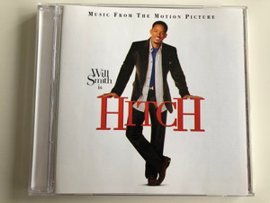 Music From The Motion Picture - Will Smith is Hitch / Sony Music Audio CD 2005 / 5099751972723