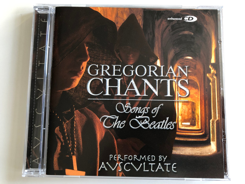Gregorian Chants - Songs Of The Beatles / Performed By Avscvltate / Elap Music Audio CD 2003 / 50020112