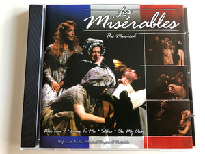 Les Miserables - The Musical / Who Am I, Come To Me, Stars, On My Own / Performed By The Musical Singers & Orchestra / Harmony Audio CD 2001 / HM062