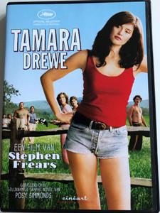 Tamara Drewe DVD 2010 / Directed by Stephen Frears / Starring: Gemma Arterton, Dominic Cooper, Luke Evans, Tamsin Greig (5414939089183)