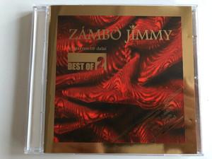 Zámbó Jimmy – Best Of 2 / Magneoton Audio CD 1997 / 3984-21484-4