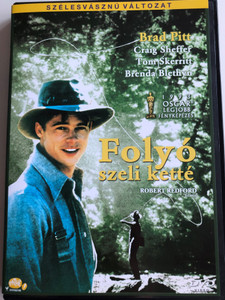 A River Runs Through it DVD 1992 Folyó szeli ketté / Directed by Robert Redford / Starring: Craig Sheffer, Brad Pitt, Tom Skerritt (5999545560573)