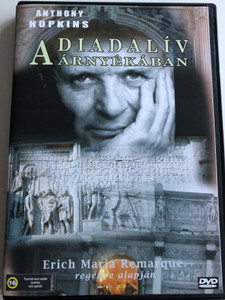 Arch of Triumh DVD 1984 A diadalív árnyékában / Directed by Waris Hussein / Starring: Anthony Hopkins, Lesley-Anne Down, Donald Pleasenc (5996051280308)