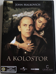 Le Couvent DVD 1995 A Kolostor (The Convent) / Directed by Manoel De Oliveira / Starring: Catherine Deneuve, John Malkovich (5999554700236)