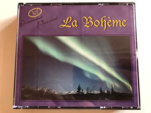 Giacomo Puccini - La Boheme / CDC 2x Audio CD / SEL950407