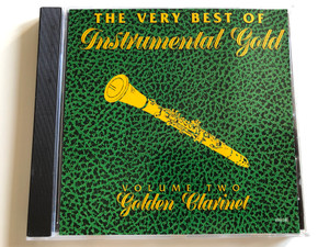 The Very Best Of Instrumental Gold - Volume Two, Golden Clarinet / Tring Audio CD / VAR146