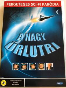 Un ticket pour l'espece DVD 2006 A nagy űrlutri / Directed by Eric Lartigau / Starring: Kad Merad, Olivier Baroux, Marina Foïs, Guillaume Canet, André Dussollier (5998133182333)
