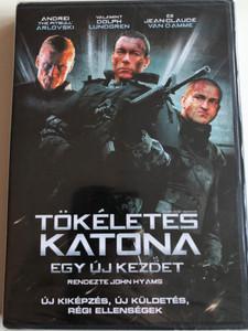 Universal Soldier: Regeneration DVD 2009 Tökéletes Katona - Egy Új Kezdet / Directed by John Hyams / Starring: Jean-Claude Van Damme, Dolph Lundgren, Andrei Arlovski (5999075600169)