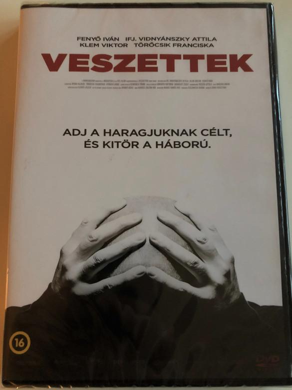 Veszettek DVD 2015 Home guards / Directed by Krisztina Goda / Starring: Iván Fenyő, Franciska Törőcsik, Viktor Klem, Piroska Molnár, Attila Vidnyánszky (5999860186021)