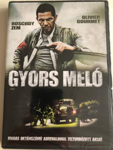 Go Fast DVD 2008 Gyors Meló / Directed by Olivier Van Hoofstadt / Starring: Roschdy Zem, Olivier Gourmet, David Saracino, Jean-Michel Fête (5999075600114)