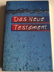 Das Neue Testament / German language New Testament / Der Heilige Schrift 2. Teil / R. Brockhaus Verlag 2001 / Paperback, 3rd edition (3417254442)