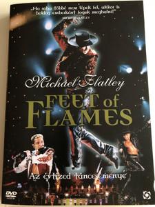 Michael Flatley Feet of flames DVD 1998 / Az évtized tánceseménye / Directed by David Mallet / 1998 július 25-én, Michael Flatley történelmet írt (5999544253438)