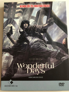 Wonderful Days 2x DVD 2003 AKA Sky Blue (원더풀 데이즈) / Directed by Moon Sang Kim / Starring: Ji Hoon Choi, Yeong Seon Eun, In Seong O, Marc Worden, Cathy Cavadini, Kirk Thornton (5999883749289)
